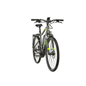 HAIBIKE SDURO Trekking 4.0 Anthrazit/Schwarz/Lime